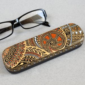 Case for reading glasses