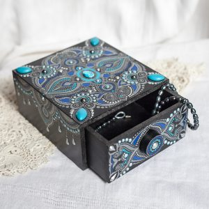 Arabian Nights jewelry box